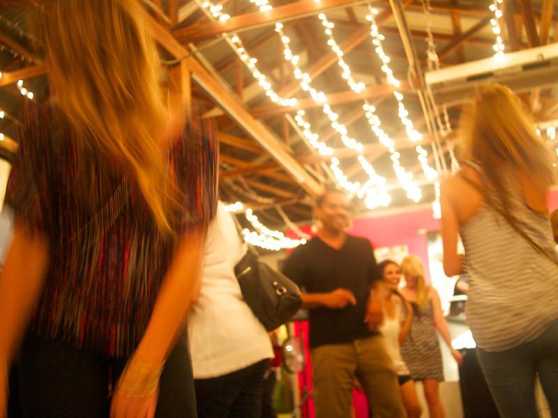 Dancing, Culturemap Launch Party - Austin, Texas