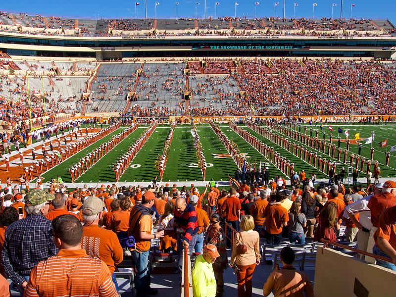 University of Texas Football #4 - Austin, Texas
