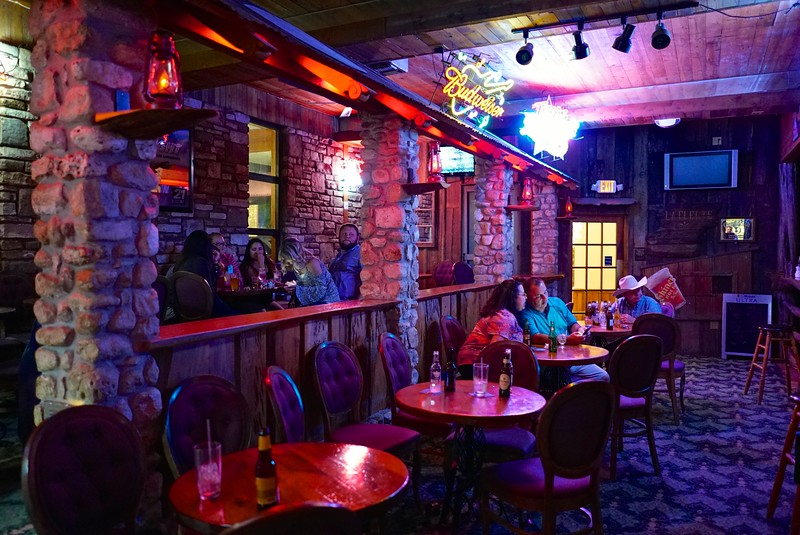 Resort Bar, PCU 2016 - Kerrville, Texas