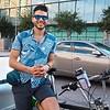 Pedicab Portrait, SXSW 2015 - Austin, Texas