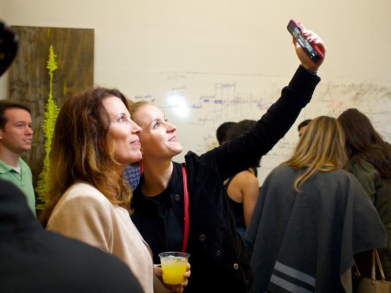 Selfie, Olympus SXSW Drink and Click - Austin, Texas