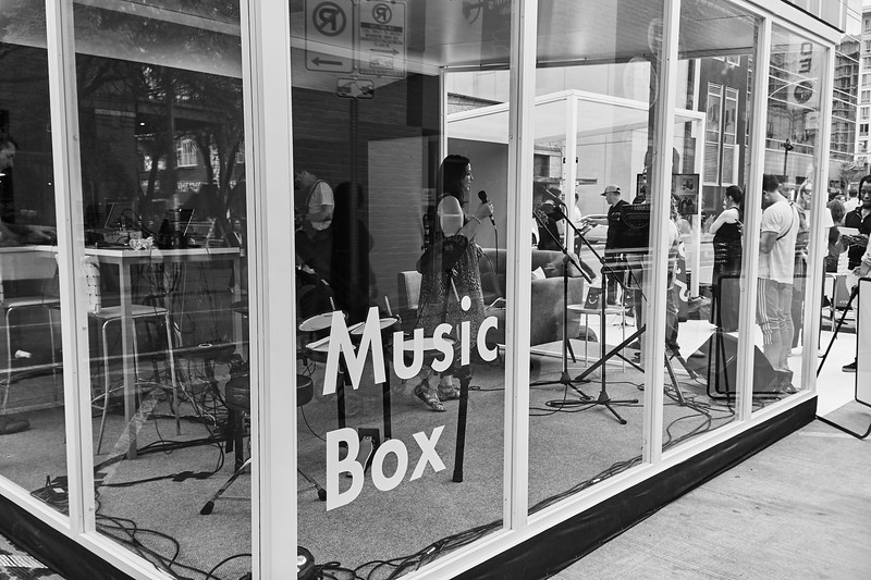 Music Box, SXSW 2019 - Austin, Texas