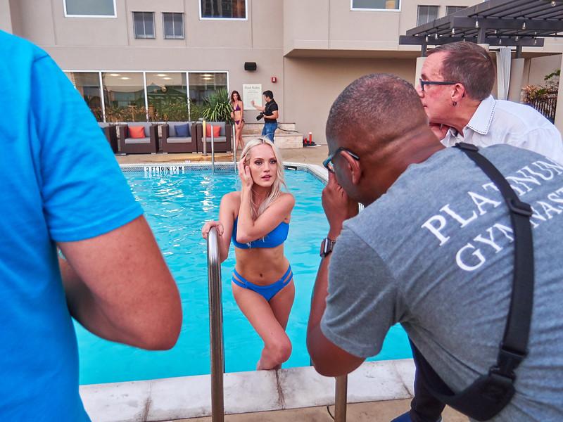 Behind the Scenes, Olympus Experience Weekend - Austin, Texas