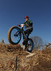 More than 80 fat tire bike racers turned out to comepte at the Friends of Off Road Cycling Frozen Fat FONDO Fest II at Credit Island Park, Saturday, February 6, 2016<br />  (Photo by Todd Welvaert / twelvaert@qconline.com)