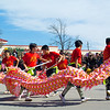 Dragon Dance #2, 2014 Chinese New Year Celebration - Austin, Texas