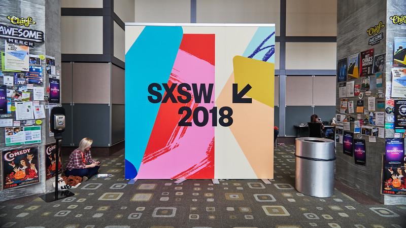 SXSW 2018 Cinematics - Austin, Texas