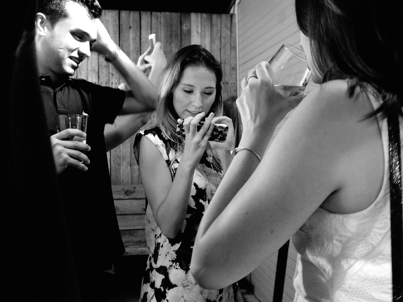 Street Photography #1, Drink and Click 2015 - Austin, Texas