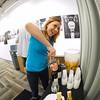 Mandy keeps the reception going, Precision Camera - Austin, Texas