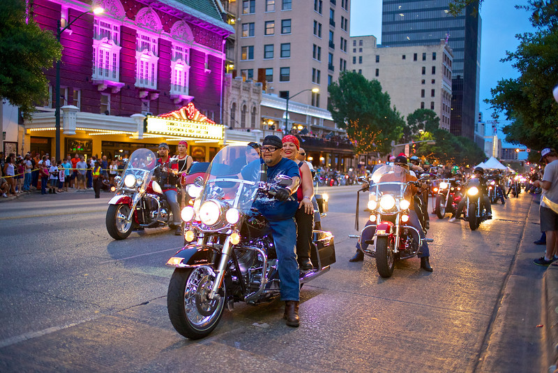 ROT Rally Parade #5, 2013 - Austin, Texas