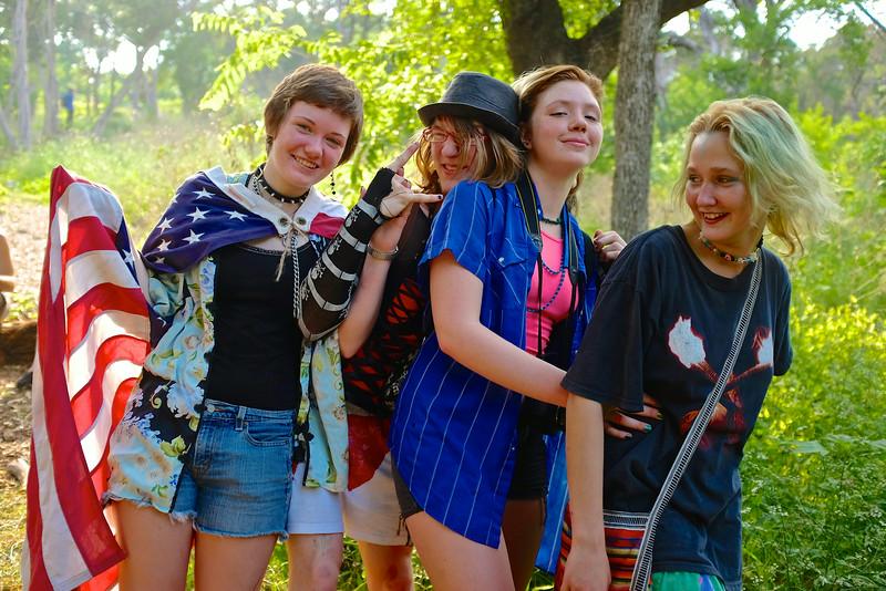 2014 Eeyores Birthday Party #5 - Austin, Texas