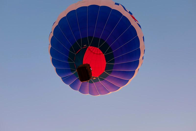 2014 Lake Travis Hot Air Balloon Flight #13 - Austin, Texas