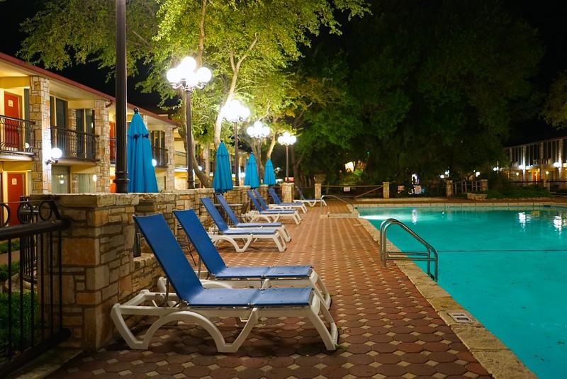 Resort Pool, PCU 2016 - Kerrville, Texas