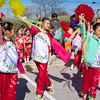 Synchronizing Dance, 2014 Chinese New Year Celebration - Austin, Texas