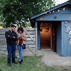 The Blue Shack, The Room Gallery - Austin, Texas