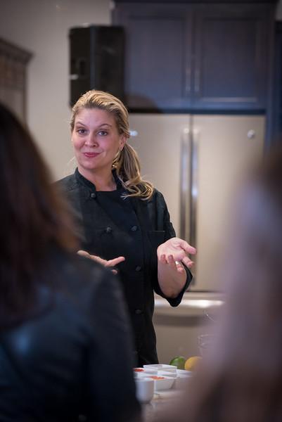 Corporate Event - Chef Amanda Freitag