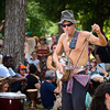 Banjo Fiddle, Eeyore's Birthday Party - Austin, Texas