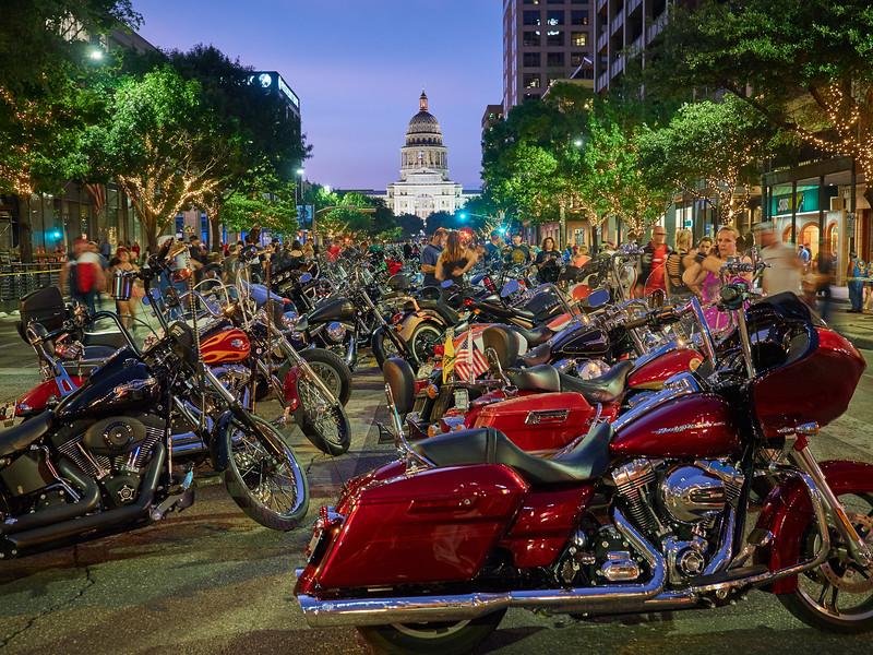 On Congress Avenue, ROT Rally - Austin, Texas