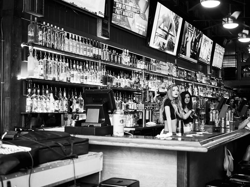 Bartenders, 6th Street - Austin, Texas