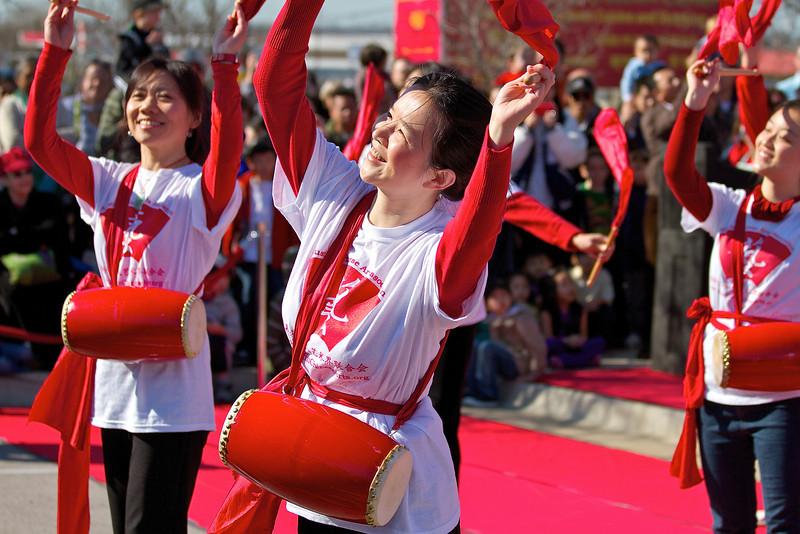 Dancing, 2012 Chinese New Year Celebration - Austin, Texas