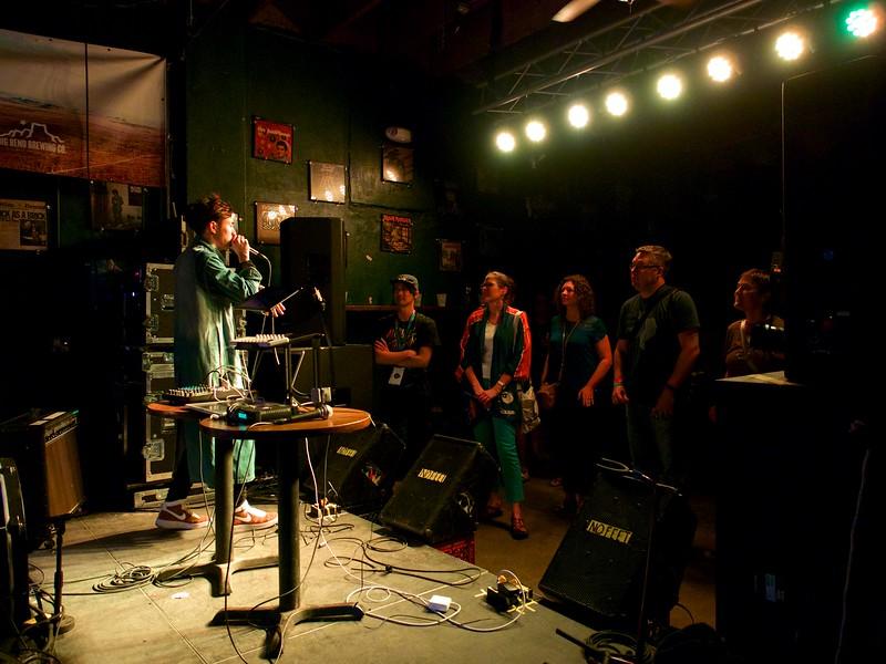 REATMO,  SXSW Music 2016 - Austin, Texas
