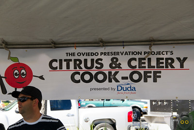 Citrus & Celery Cook Off; Photo taken for Oviedo Photo Club