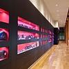 Wall of Goodies, Leica Store - San Francisco, California
