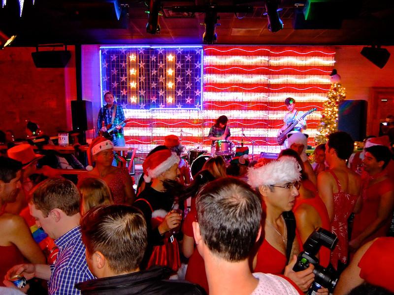 Red Dress Run, Bourbon Girl - Austin, Texas