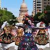 Dancing on Congress Avenue - Austin, Texas