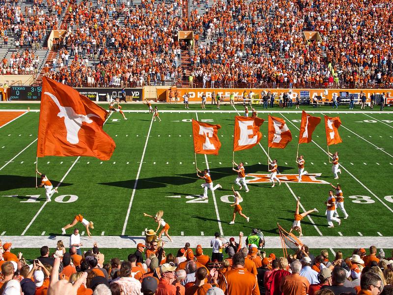 University of Texas Football #5 - Austin, Texas