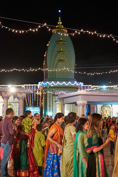 Dancing, Diwali 2019 - Austin, Texas