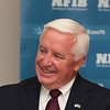 Gov. Tom Corbett. National Federation of Independent Business. Summer 2014.
