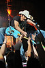 Country star Brad Paisley greets fans at the i wireless Center in Moline, Jan. 30, 2009.
