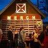 Merch at Bangers, SXSW 2015 - Austin, Texas