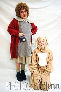 Erie Elementary's Annie