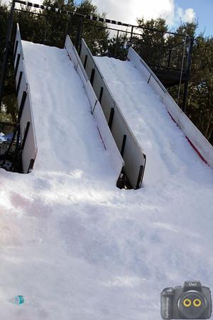 Snow Mountain; Photo taken for Oviedo Photo Club