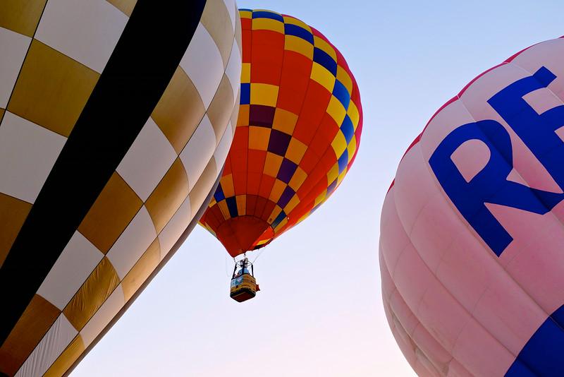 2014 Lake Travis Hot Air Balloon Flight #11 - Austin, Texas