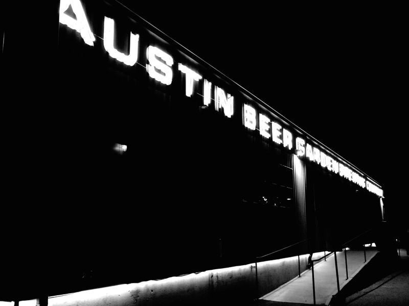 The ABGC Exterior #2 - Austin, Texas