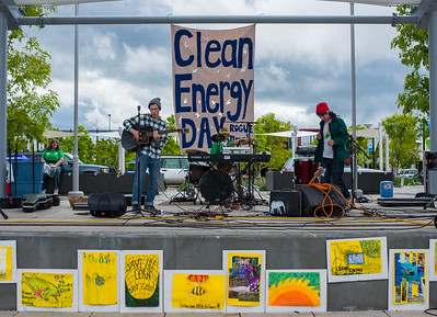 Rogue Climate Clean Energy Day 2014