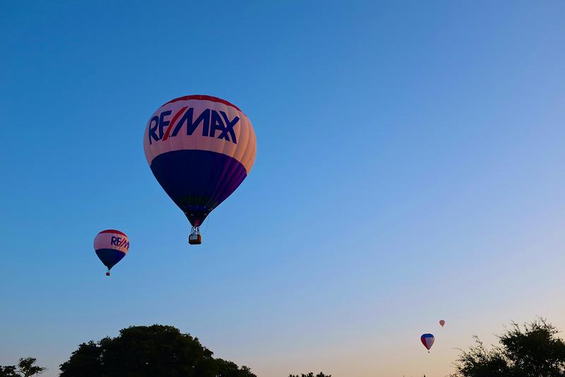 2014 Lake Travis Hot Air Balloon Flight #14 - Austin, Texas
