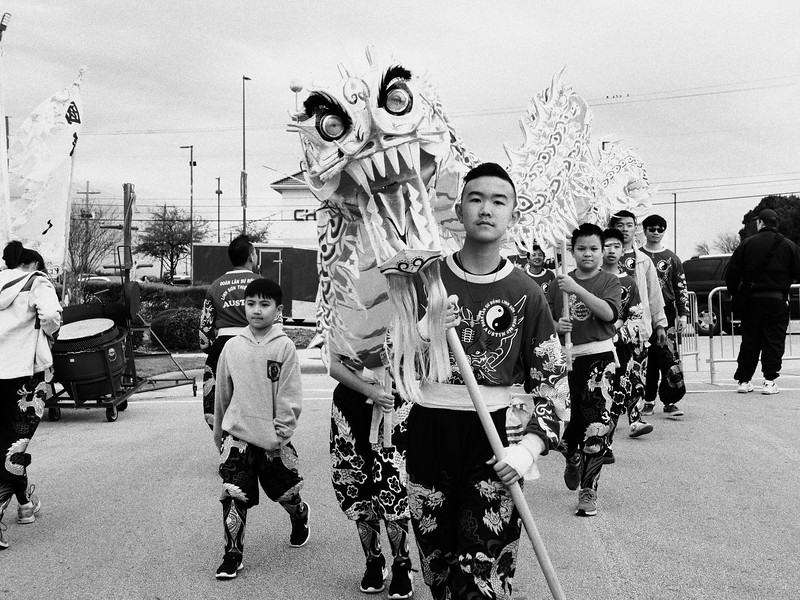 Behind the Scenes, 2018 Chinese New Year - Austin, Texas