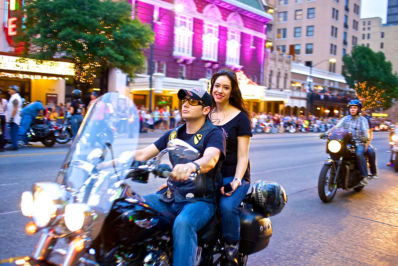ROT Rally Parade #4, 2013 - Austin, Texas