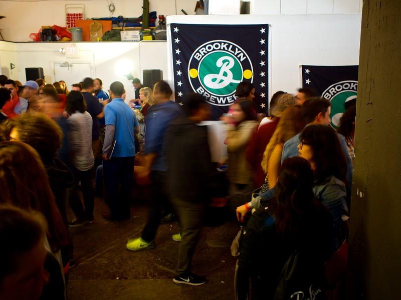Brooklyn Brewery Blur, Olympus SXSW Drink and Click - Austin, Texas