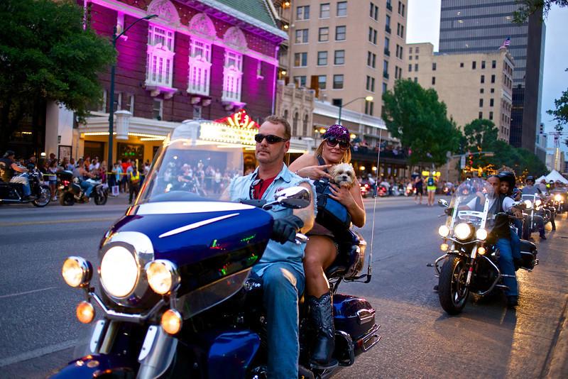 ROT Rally Parade #3, 2013 - Austin, Texas