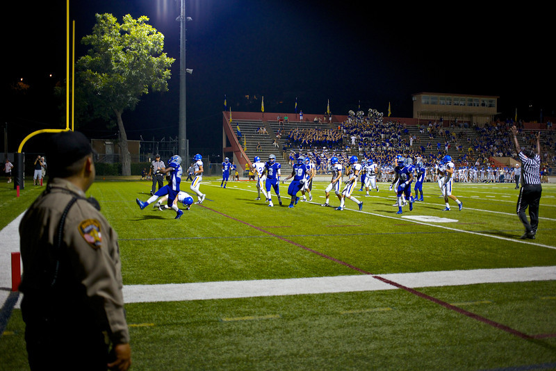 Touchdown, McCallum vs. Anderson - Austin, Texas