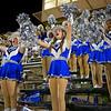 McCallum Cheerleaders, McCallum vs. Anderson - Austin, Texas
