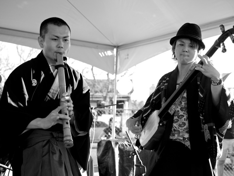 Kao=S at The Grackle #1, 2013 Japan Preview Show - Austin, Texas