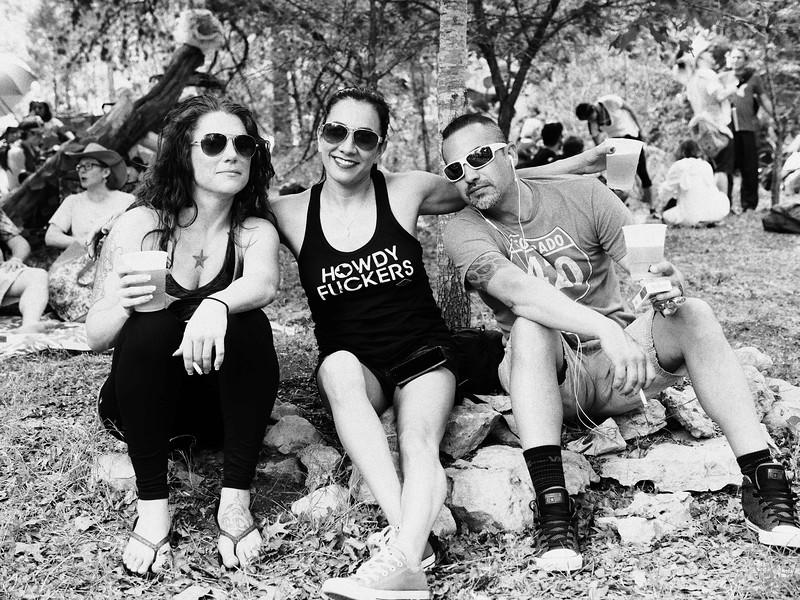 2017 Eeyore's Birthday Party - Austin, Texas