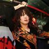 Kaori and Samurai Sword, SXSW Japan Nite 2012 - Austin, Texas