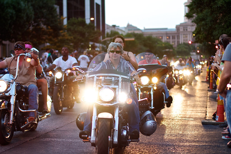 ROT Rally Parade, 2011 - Austin, Texas
