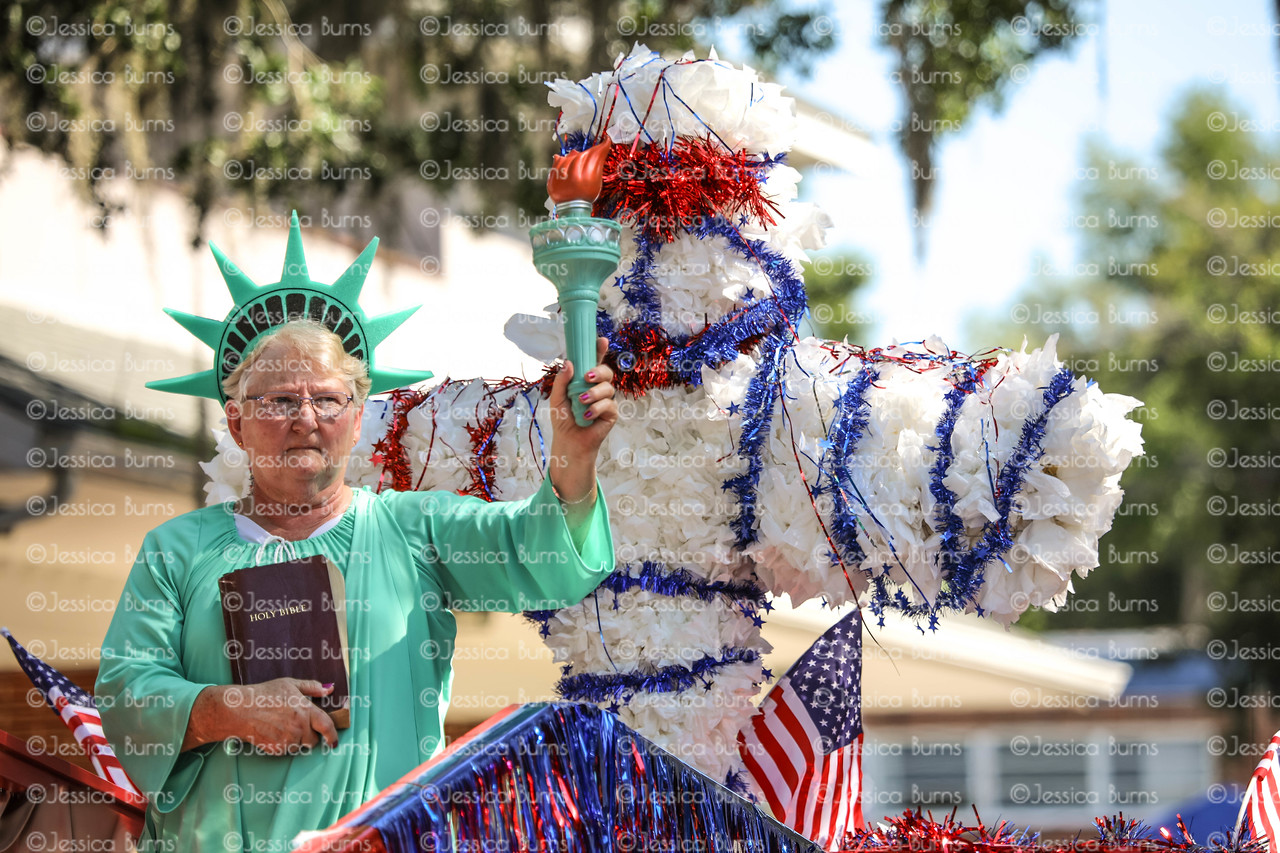 2017 Mount Dora Independence Day Parade